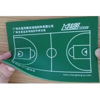 Cheap Outdoor Basketball / Badminton Court PU Sports Flooring Poly Floor Coating for sale
