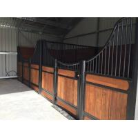 Cheap Modern Steel Metal Equine Barns Stable Equestrian Doors Equipment for sale