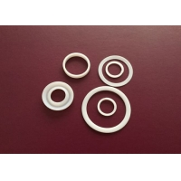 Cheap Filled PTFE Machining Plastic And Rubber Parts 25MPa PTFE Ring Gasket for sale