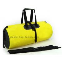 Quality 30L 500D Tapaulin Waterproof Duffel Bag Tear Resistant OEM / ODM For Men wholesale