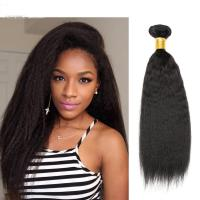 Cheap 10-30 Inch Deep Wave Human Hair Weave , 9A Grade Deep Body Wave Peruvian Hair  for sale