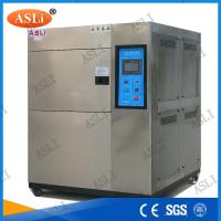 Three Zone Thermal Shock Test Chamber, PCB Environmental Thermal Shock Test Equipment