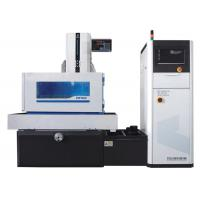 Cheap Smooth Operate Cnc Wire Cut Machine , Small Wire Edm Machine With Great Process Accuracy for sale