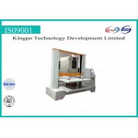 Cheap Container Carton Box Compression Strength Tester With LCD Screen for sale