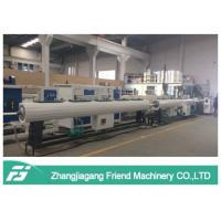 Cheap Low Density Polyethylene LDPE Plastic Pipe Machine With CE / SGS / UV Certificate for sale