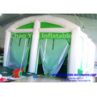 Cheap 12x6m PVC Airtight Inflatable Air Tent for Outdoor event with Air Pump for sale