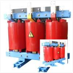 10kV - 250 KVA Dry Type Cast Resin Transformer Inflaming Retarding Fireproof