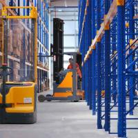 Buy cheap Warehouse Heavy Duty Pallet Racks Cold Storage Selective Racking System from wholesalers