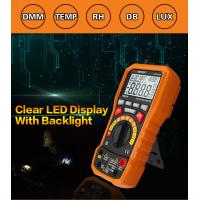 China Automatic Range 20 Amp Digital Multimeter , Commercial Electric Multimeter on sale