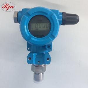 Cheap Digital Display Water Oil Gas Pressure Sensor RS485 Pressure Transmitter 4-20mA for sale