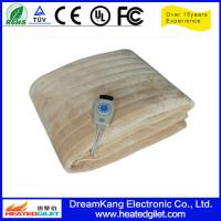 Cheap Heated blanket from China selling to the world for sale
