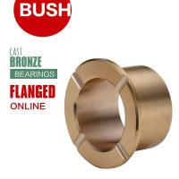 Buy cheap American Standard Graphite Plugged Bushings UNS C83600 & German DIN Standard from wholesalers