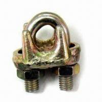 MALLEABLE WIRE ROPE CLIP TYPE A