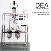 Cheap Oil Commercial Steam Distillation Equipment Wiped Filming System 220V 60HZ for sale