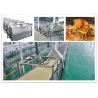 Cheap Corn Or Wheat Flour Non Fried Instant Noodle Production Line And Noodle Machines for sale