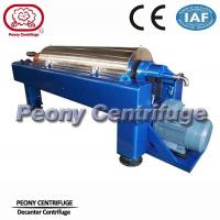 Full Automatic Decanter Centrifuges Machine Water And Solid Separator Manufactures