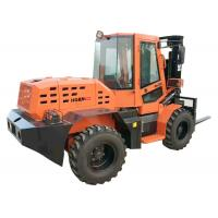 Cheap 3500kg Rated Load Small Forklift Front Loader W35 With Small Diameter Steering Wheel for sale
