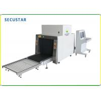 Cheap High Clear Images Display X Ray Screening Systems For Security Checking for sale
