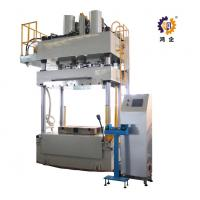 Cheap 100T - 2000T Four Column Hydraulic Press Machine For Sheet Metal And SMC Product for sale