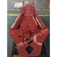 Cheap Red Hydraulic Demolition Shear For Excavator Construction Machine for sale