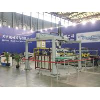 Aluminum Profile Lift Arm Glass Loading Machine For Laminated Glass