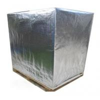 Cheap Protective high quality insulated pallet blanket insulated thermal shipping covers for sale