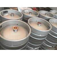 Quality 50L Euro keg for micro brewery with G type fitting on top,made of Stainless wholesale