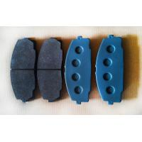 Cheap environmental friendly brake pad  of semi-metallic and ceramic for sale
