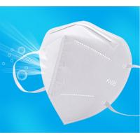 Cheap GB2626-2006 Approved KN95 Disposable Folding Non-Valve 5 Layer Auti-dust Non-woven Mask KN95 Protective Mask KN95 Dust for sale