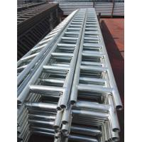 Cheap Metal Scaffolding Access Ladder , Steel Ladder Beam Hot Dipped Galvanized for sale