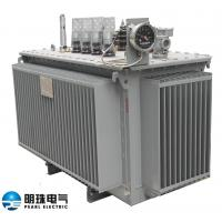 Cheap Anti Lightning Impulse Oil Immersed Distribution Transformer 11 KV - 630 KVA for sale