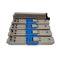 Cheap Remanufactured for OKI 44469804/ 44469722/ 44469723/ 44469724 Color Toner Cartridges for sale