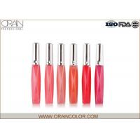 Liquid Form Color Fever Makeup Lip Gloss For Fashion Show 4.5ml Volume Manufactures
