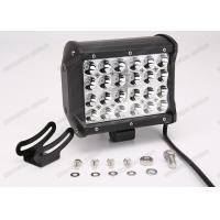 Cheap 72W Cree 4 Row LED Offroad Light Bar Waterproof With Diecast Alumium Housing for sale