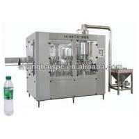 Quality SPC CGF Automatic Beverage Filling Machine 3 In 1 Water Filling Machine wholesale
