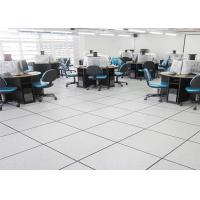 Ceramic Anti Static Raised Access Flooring Computer Room Raised Floor Tiles