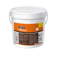 Cheap White Color Coiled PVC Flooring Adhesive For Low Penetration Substrates for sale
