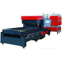 Cheap Laser cutting machine with 1000/1500/2200W Fast Flow Generator for 1.8M/min speed for Dieboard Making for sale