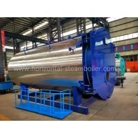 Cheap 20 Tons Oil Fired Steam Boiler With Low Nitrogen Emission And High Heat Exchange Efficiency for sale