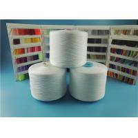 High Quality 100% Pure Virgin Sewing Use Plastic Cone 100% polyester Spun Yarn Manufactures