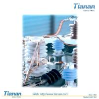 Buy cheap TIANAN Surge Arrester Medium Voltage 12 KV For Railway , HV Load Switch from wholesalers