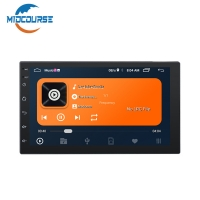 Buy cheap Car DVD Player Headunit Android System Universal 7inch 1+16G Android 10.0 from wholesalers