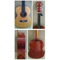 Cheap Superior 40inch Palisander plywood Western Guitar / Wood Acoustic Guitar Excellent Sound for sale