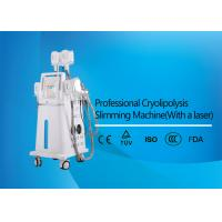 Cheap Weight Loss Equipment Slimming Machine , Cryolipolysis Fat Loss Machines for sale
