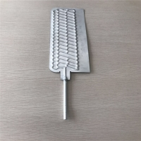Cheap 3003 Brazing 0.9mm 6kg Aluminum Soaking Plate For 5G for sale