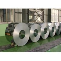 Cheap 610mm DX51 EN 10147 Standard Hot Dipped Galvanized Steel Coil Roll For Industrial Freezers for sale