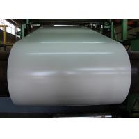 Z180 DC51D PPGI Steel Coil / Color Coated Steel Coil For Cold Storage