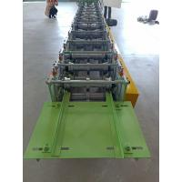 Cheap 400mm 3kw Ridge Cap Roll Forming Mahine For Color Steel Sheet 0.3-0.6mm Thickness for sale