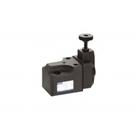 Cheap Regulating Thread Hydraulic Pilot Operated Relief Valve 200l/Min for sale