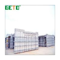 Cheap High Grade 6061-T6 Aluminum Template System Concrete Forming System Manufacture/Aluminum Alloy Formwork/Wall Formwork for sale